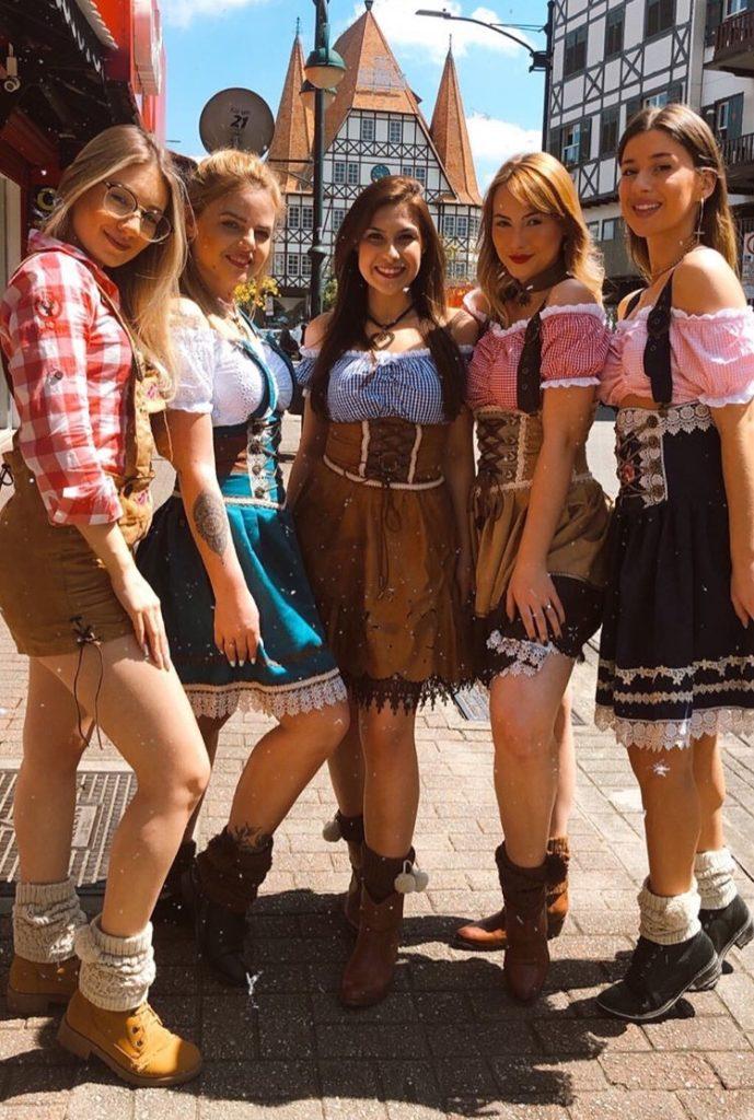 vestidos oktoberfest mundo lolita